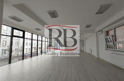Kancelárie, administratívne priestory, Prenájom, Bratislava - Nové Mesto - Račianska