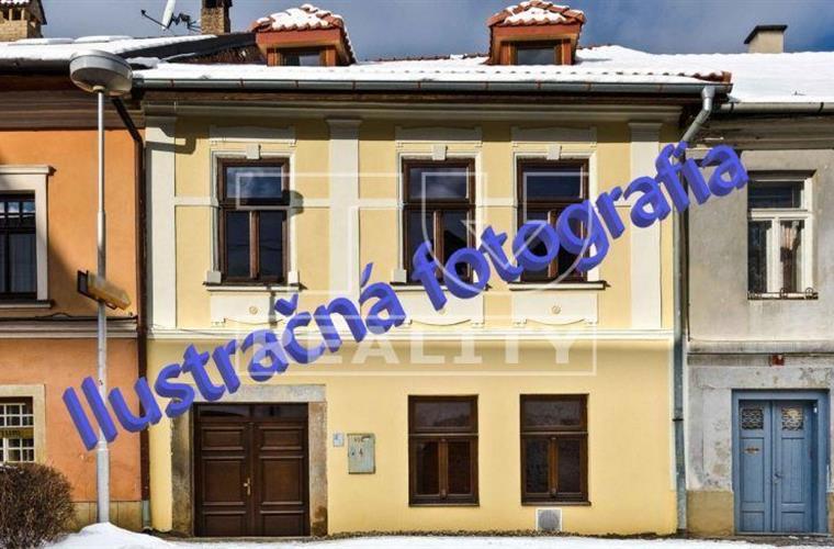 Rodinný dům, Koupě, Svätý Jur