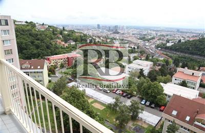 Four-bedroom apartment, Sale, Bratislava - Nové Mesto - Ladislava Dérera