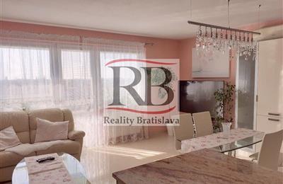 4-izb. byt, Predaj, Bratislava - Podunajské Biskupice - Baltská