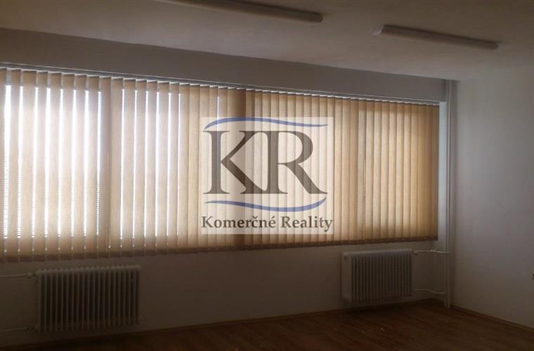 Kancelárie, administratívne priestory, Prenájom, Nitra - Cintorínska