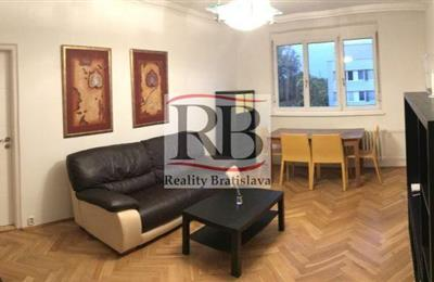 Three-bedroom apartment, Lease, Bratislava - Ružinov - Exnárova