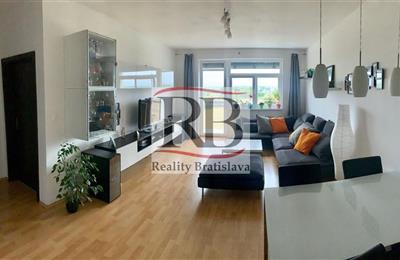 Byt 2+1, Prodej, Bratislava - Záhorská Bystrica - Bratislavská