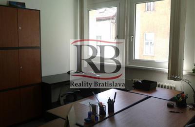 Kanceláře, administrativní prostory, Pronájem, Bratislava - Staré Mesto - Tallerova