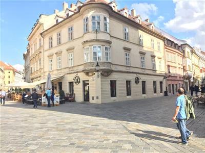 3-Zimmer-Wohnung, Vermietung (Angebot), Bratislava - Staré Mesto - Ventúrska - BA Staré mesto Ventúrska ulica