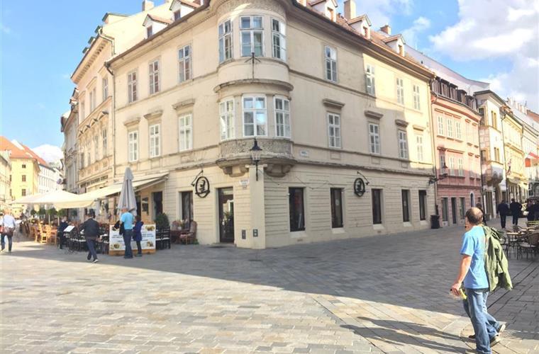 Byt 3+1, Pronájem, Bratislava - Staré Mesto - Ventúrska - BA Staré mesto Ventúrska ulica