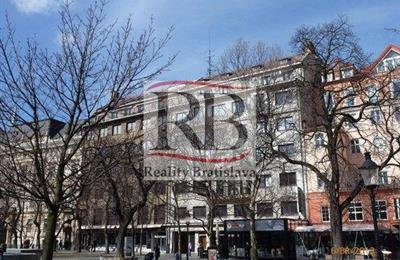 Kanceláře, administrativní prostory, Pronájem, Bratislava - Staré Mesto - Hviezdoslavovo námestie