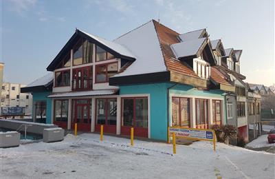 Multifunctional building, Sale, Lučenec - Dr. Ľ. Bazovského - Lučenec úplne centrum