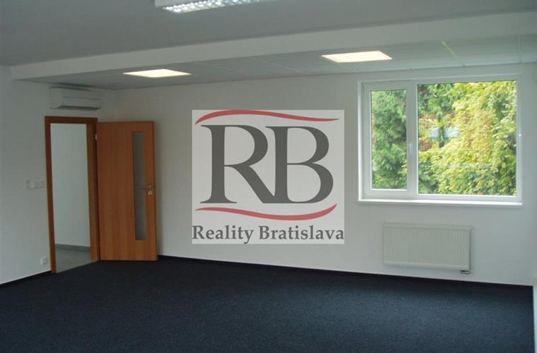 Kancelárie, administratívne priestory, Prenájom, Bratislava - Ružinov - Strojnícka
