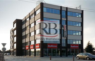 Kanceláře, administrativní prostory, Pronájem, Bratislava - Podunajské Biskupice - Ul. Svornosti