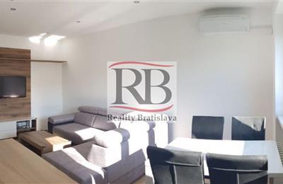 3-izb. byt, Prenájom, Bratislava - Nové Mesto - Pri Bielom kríži