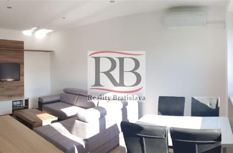 3-szob. lakás, Bérlet, Bratislava - Nové Mesto - Pri Bielom kríži