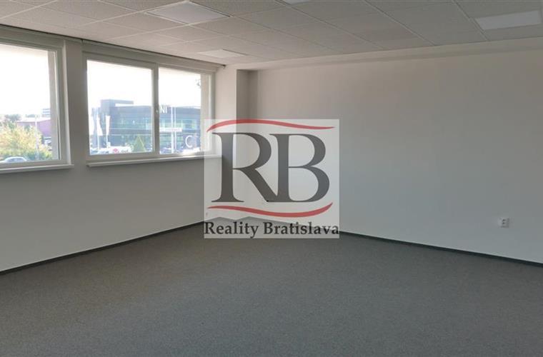 Kanceláře, administrativní prostory, Pronájem, Bratislava - Nové Mesto - Vajnorská