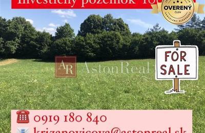 Pozemek pro rodinné domy, Prodej, Púchov - Vieska Bezdedov