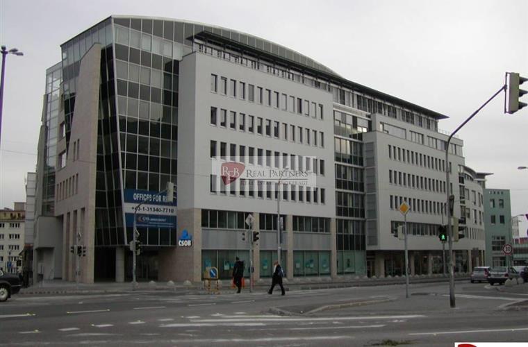 Kancelárie, administratívne priestory, Prenájom, Hodžovo námestie