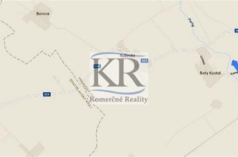 Pozemok pre rodinné domy, Predaj, Ružindol - x