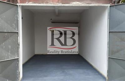 Einzelgarage, Verkauf (Angebot), Bratislava - Nové Mesto - Pionierska