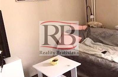 1-Zimmer-Wohnung, Verkauf (Angebot), Bratislava - Nové Mesto - Športová
