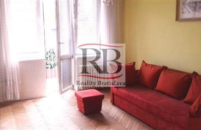 2-Zimmer-Wohnung, Verkauf (Angebot), Bratislava - Ružinov - Trnavská cesta