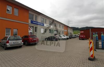 Büros, Verwaltungsräume, Vermietung (Angebot), Ružomberok - Bystrická cesta