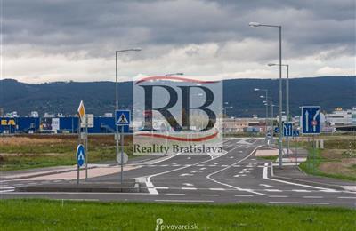 Komerční zóna, Prodej, Bratislava - Ružinov - Galvaniho