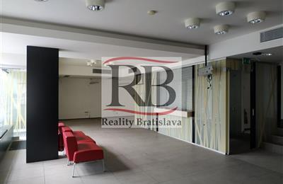 Geschäftsräume, Vermietung (Angebot), Bratislava - Nové Mesto - Račianska