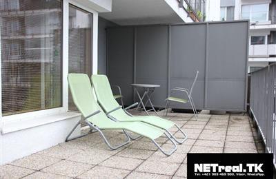 1-izb. byt, Prenájom, Bratislava - Ružinov - Mierová