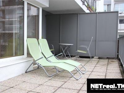 One-bedroom apartment, Lease, Bratislava - Ružinov - Mierová