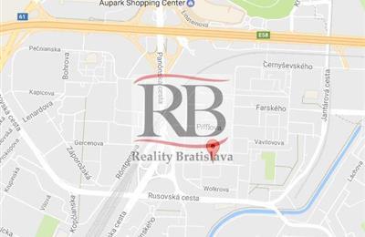 Irodák, adminisztrációs helységek, Bérlet, Bratislava - Petržalka - Wolkrova