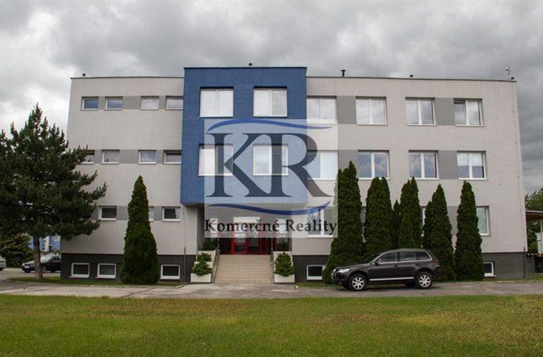 Kancelárie, administratívne priestory, Prenájom, Trnava - Mikoviniho