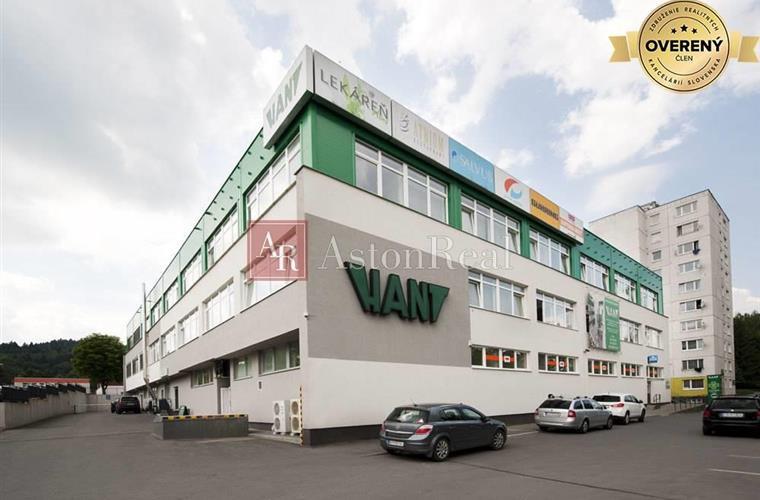 Kanceláře, administrativní prostory, Pronájem, Považská Bystrica - Hliny