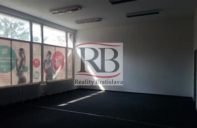 Obchodní prostory, Pronájem, Bratislava - Staré Mesto - Poľná