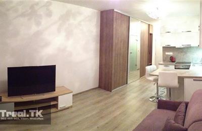 Einraumwohnung, Vermietung (Angebot), Bratislava - Ružinov - Miletičova - Blízo CENTRÁL