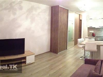Bedsitting room apartment, Lease, Bratislava - Ružinov - Miletičova - Blízo CENTRÁL
