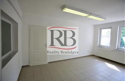 Büros, Verwaltungsräume, Vermietung (Angebot), Bratislava - Nové Mesto - Záborského