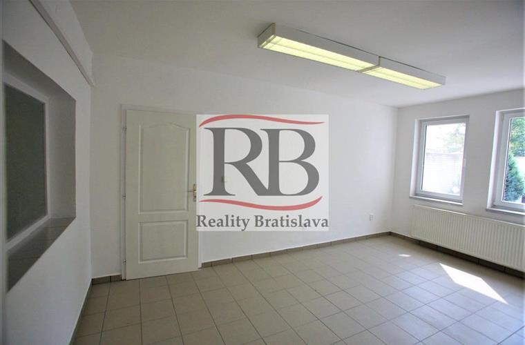 Kanceláře, administrativní prostory, Pronájem, Bratislava - Nové Mesto - Záborského