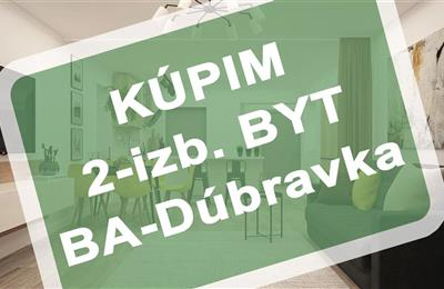 Two-bedroom apartment, Purchase, Bratislava - Dúbravka - Dúbravka
