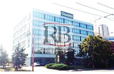Kanceláře, administrativní prostory, Pronájem, Bratislava - Ružinov - Prievozská