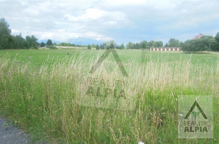 Louka, pastvina, Prodej, Liptovský Peter