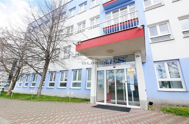 Kanceláře, administrativní prostory, Pronájem, Bratislava - Nové Mesto - Nová Rožňavská