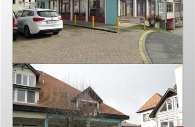 Polyfunktionsobjekt, Verkauf (Angebot), Lučenec - Dr. Ľ. Bazovského - Lučenec úplne centrum
