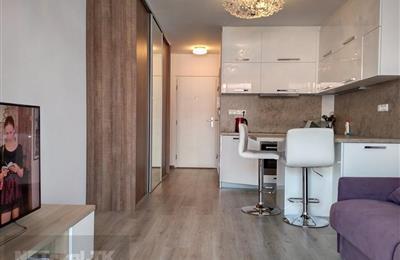 Bedsitting room apartment, Lease, Bratislava - Ružinov - Miletičova - Vedľa CENTRAL