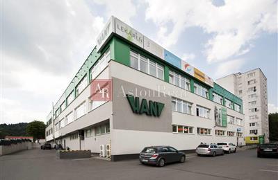 Kancelárie, administratívne priestory, Prenájom, Považská Bystrica - Hliny