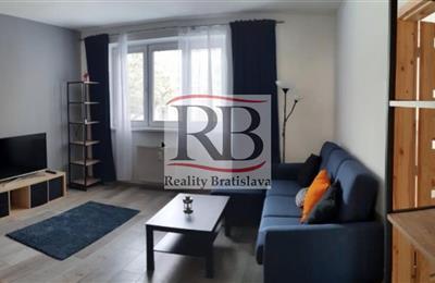 2-izb. byt, Prenájom, Bratislava - Nové Mesto - Vajnorská