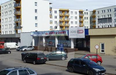 Obchodní prostory, Pronájem, Ružomberok - I.Houdeka