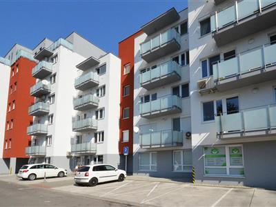 Two-bedroom apartment, Lease, Bratislava - Ružinov - Mierová