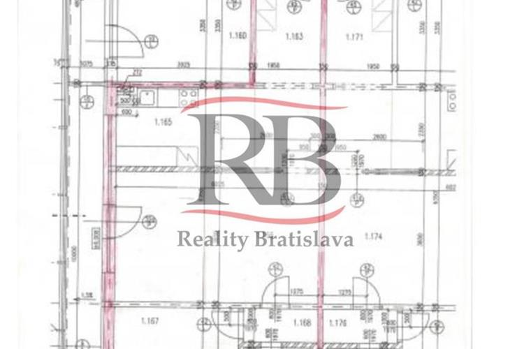 2-Zimmer-Wohnung, Verkauf (Angebot), Bratislava - Ružinov - Galvaniho