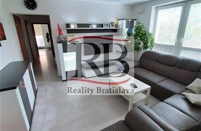 4-Zimmer-Wohnung, Verkauf (Angebot), Bratislava - Podunajské Biskupice - Kazanská