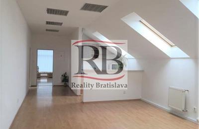 Kanceláře, administrativní prostory, Pronájem, Bratislava - Podunajské Biskupice
