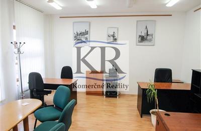 Kanceláře, administrativní prostory, Pronájem, Trnava - Hlavná